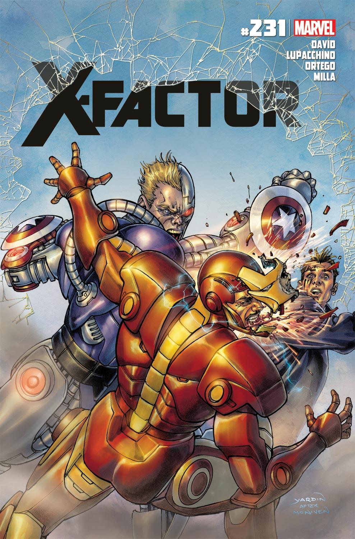 X-Factor (2005) #231