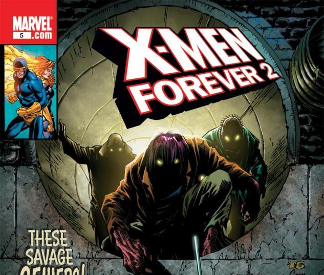 X-Men Forever 2 (2010) #5