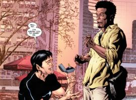 Save the Date: Landmark X-Men Marriage