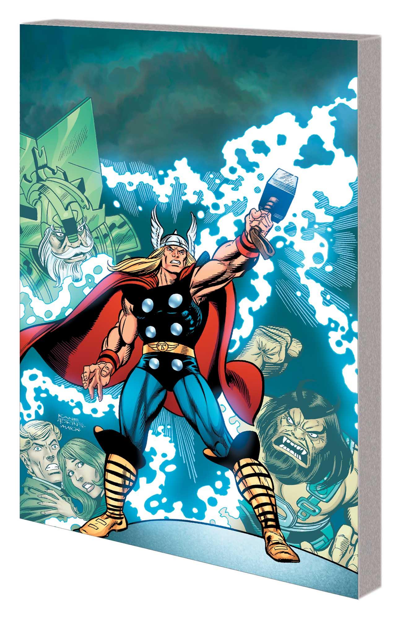 Essential Thor Vol. 6 (Trade Paperback)