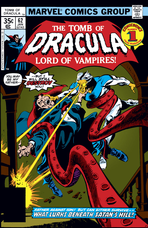 Tomb of Dracula (1972) #62