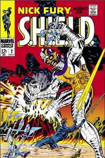 Nick Fury, Agent of S.H.I.E.L.D. (1968) #2