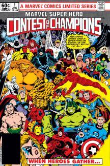 Marvel Super Hero Contest of Champions (1982) #1