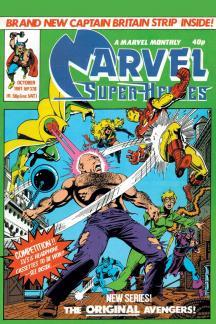 Marvel Super-Heroes #378