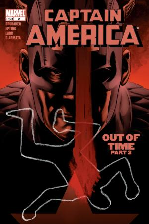 Captain America (2004) #2