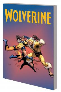 WOLVERINE YOUNG READERS NOVEL (Digest)