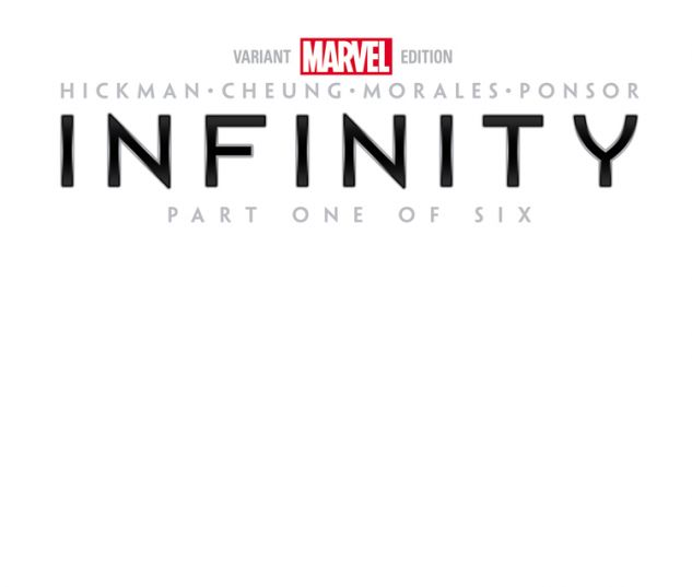 Free Comic Book Day Values: Infinity (2013) #1 (Blank Cover Variant)