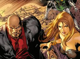 Goblins, Doom, and Ninjas: Five Super Hero Dates Gone Wrong