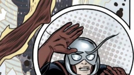Marvel AR: Mike Allred on Old Johnny Storm