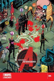Secret Avengers (2014) #5