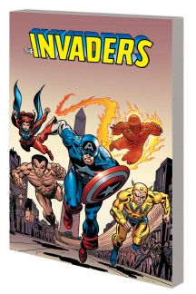 Invaders Classic: The Complete Collection Vol. 2 (Trade Paperback)