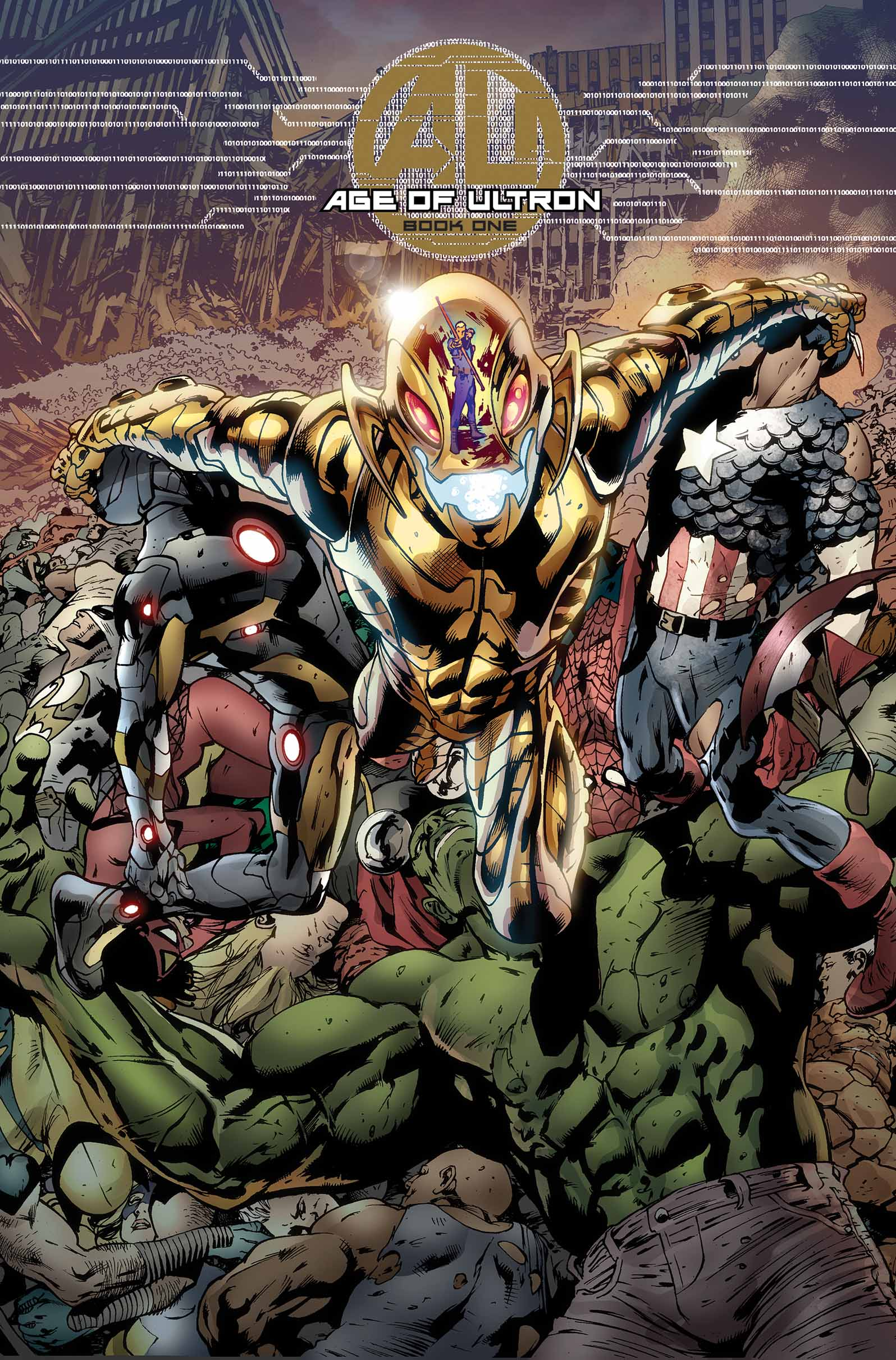 True Believers: Age of Ultron (2015) #1