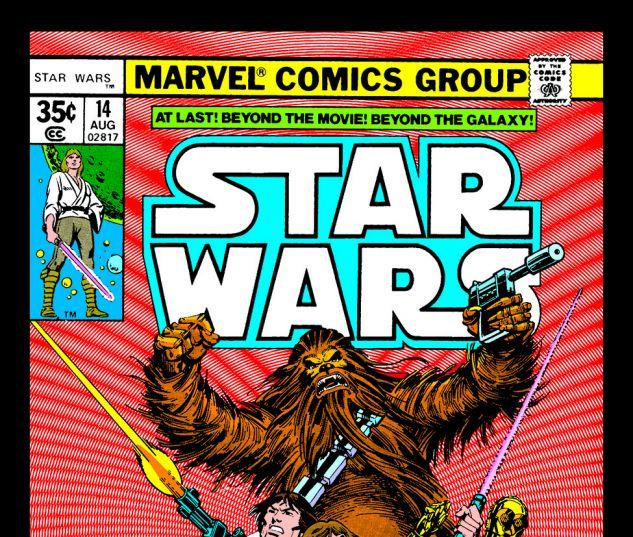 Star Wars (1977) #14