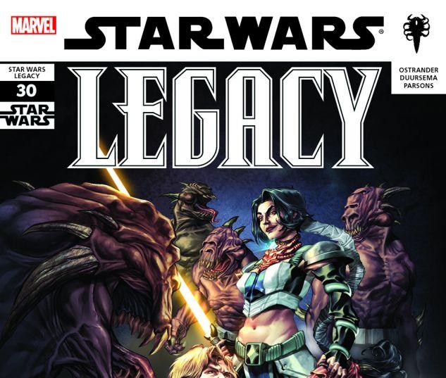 Star Wars: Legacy (2006) #30