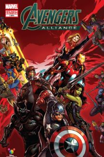 MARVEL AVENGERS ALLIANCE (2016) #3