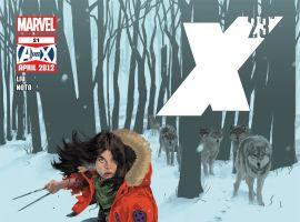 X-23 (2010) #21