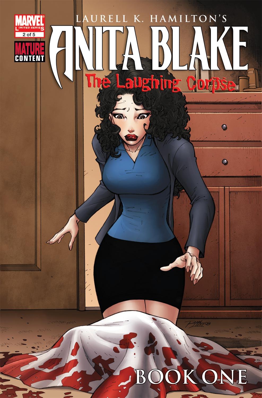 Anita Blake, the Laughing Corpse - Animator (2008) #2