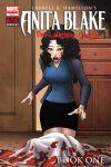 ANITA BLAKE, VAMPIRE HUNTER: THE LAUGHING CORPSE (2008) #2 Cover