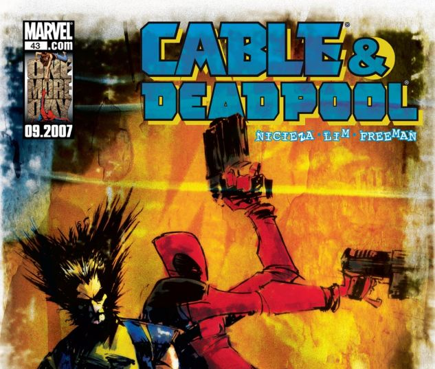 Cable & Deadpool (2004) #43