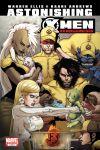 ASTONISHING X-MEN: XENOGENESIS (2010) #2 Cover