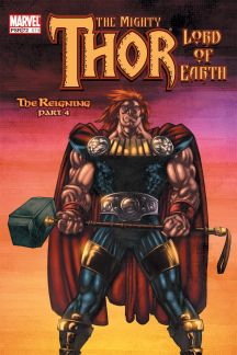 Thor Vol. 5: The Reigning (Trade Paperback)
