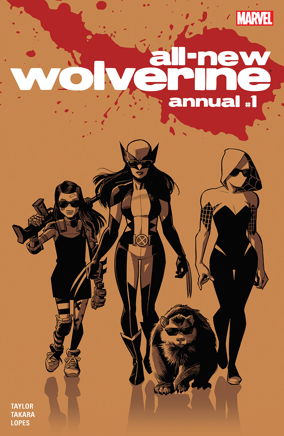 All-New Wolverine Annual (2016) #1