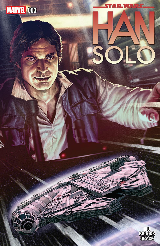 Han Solo (2016) #3