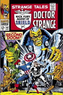 Strange Tales #161