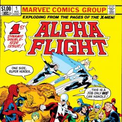 Alpha Flight (1983)
