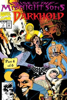 Darkhold: Pages from The Book of Sins (1992) #1