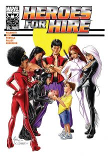 Heroes for Hire (2006) #6