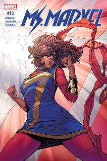 Ms. Marvel (2015) #13