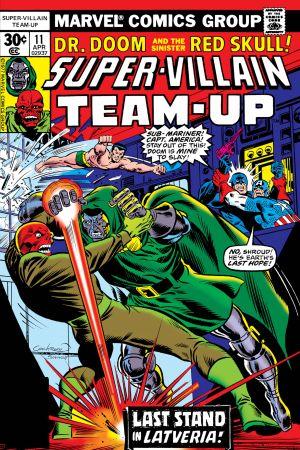 Super-Villain Team-Up (1975) #11