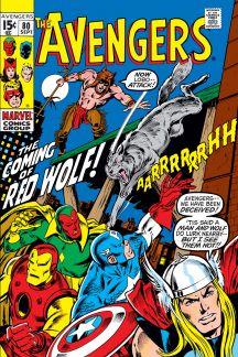 Avengers (1963) #80