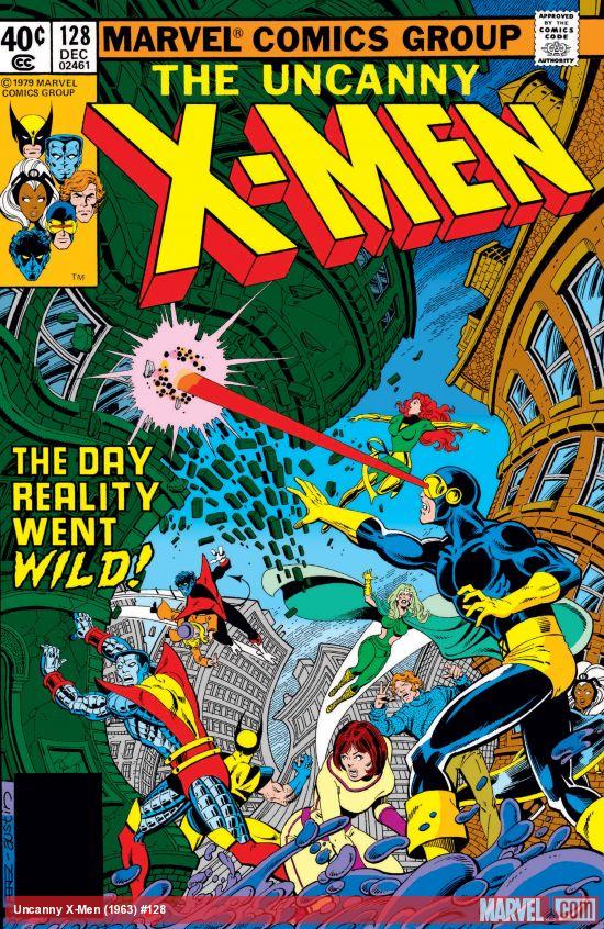 Uncanny X-Men (1963) #128
