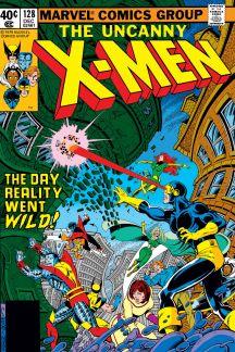 Uncanny X-Men #128