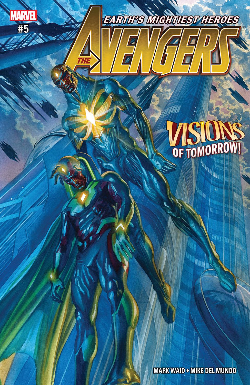 Avengers (2016) #5