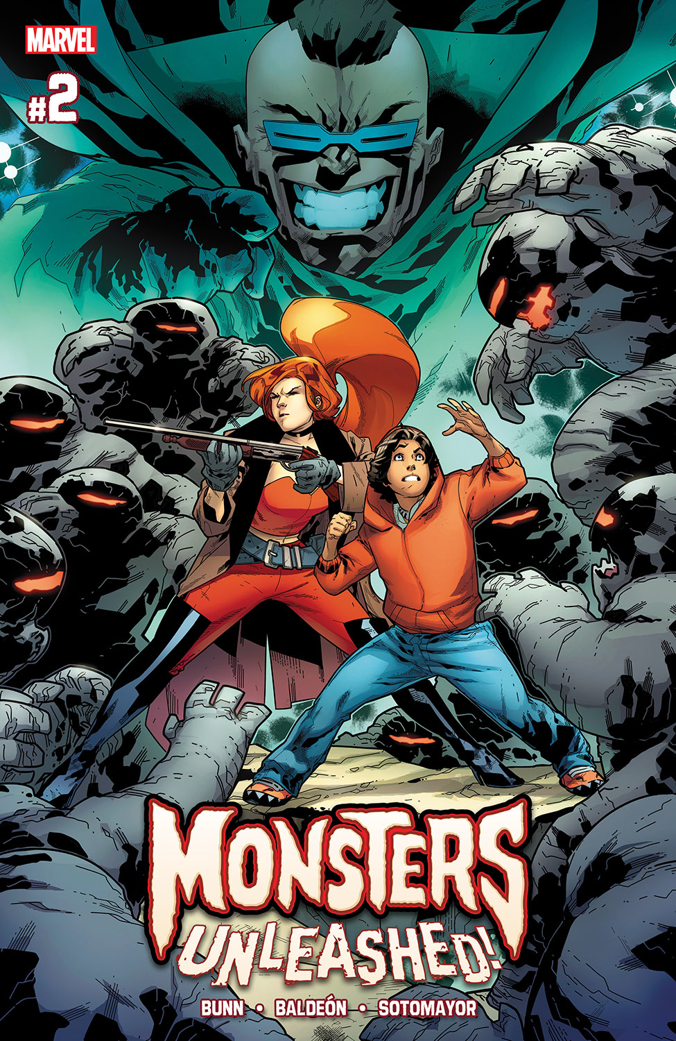 Monsters Unleashed (2017) #2