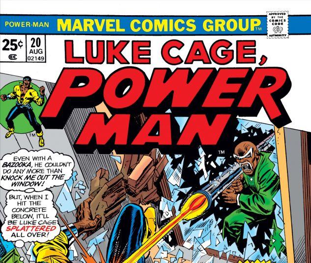 Power Man #20