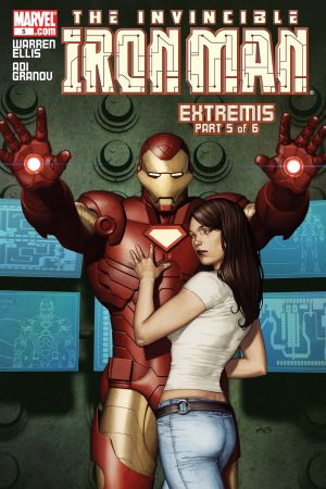 The Invincible Iron Man #5