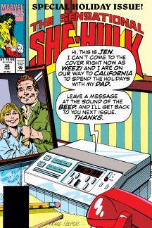 Sensational She-Hulk (1989) #36
