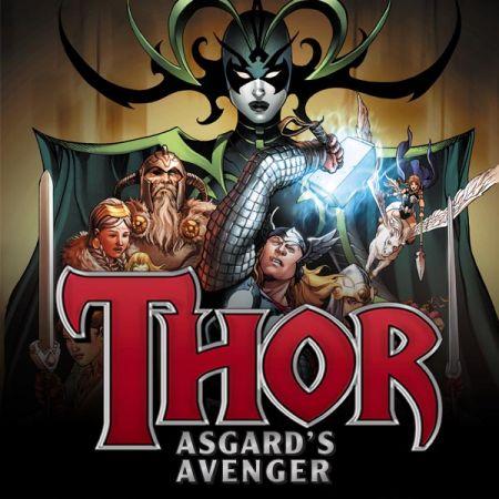 Thor: Asgard's Avenger (2010 - 2011)