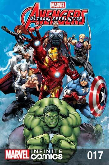 Marvel Universe Avengers: Ultron Revolution (2017) #17