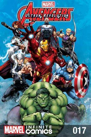 Marvel Universe Avengers: Ultron Revolution #17