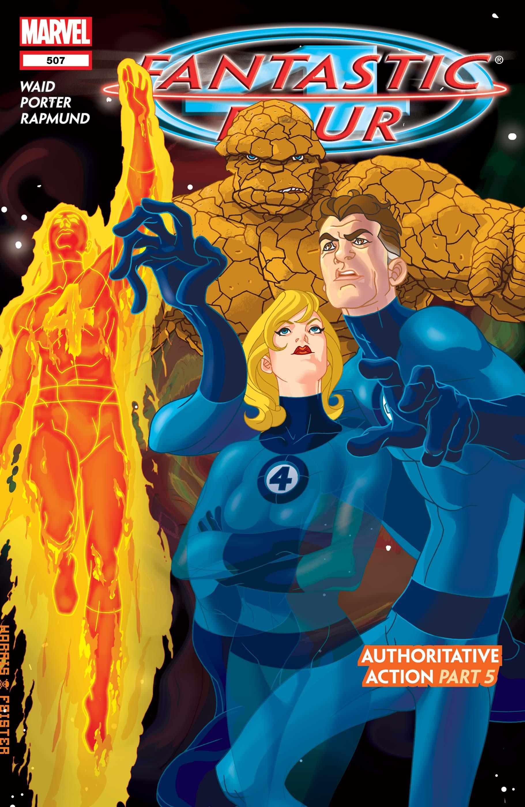 Fantastic Four (1998) #507