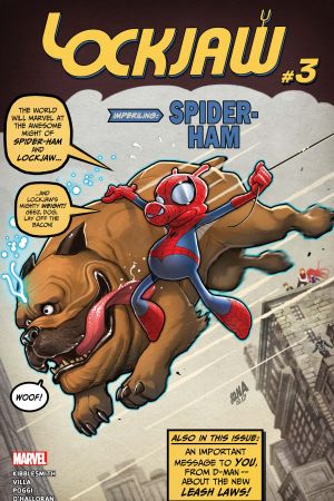 Lockjaw #3