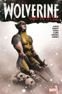 Wolverine Goes to Hell Omnibus (Hardcover)
