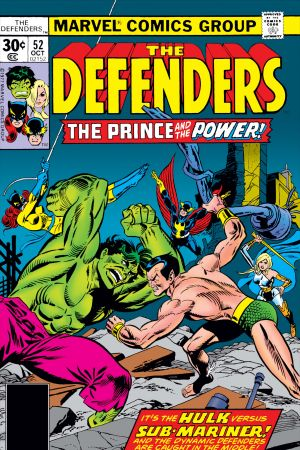 Defenders (1972) #52