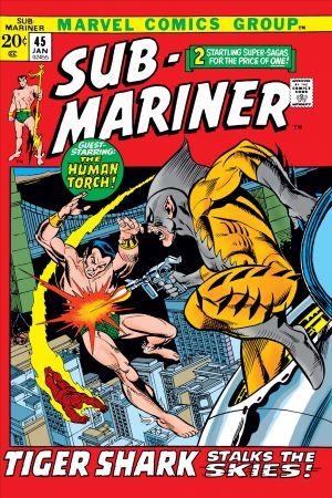 Sub-Mariner (1968) #45