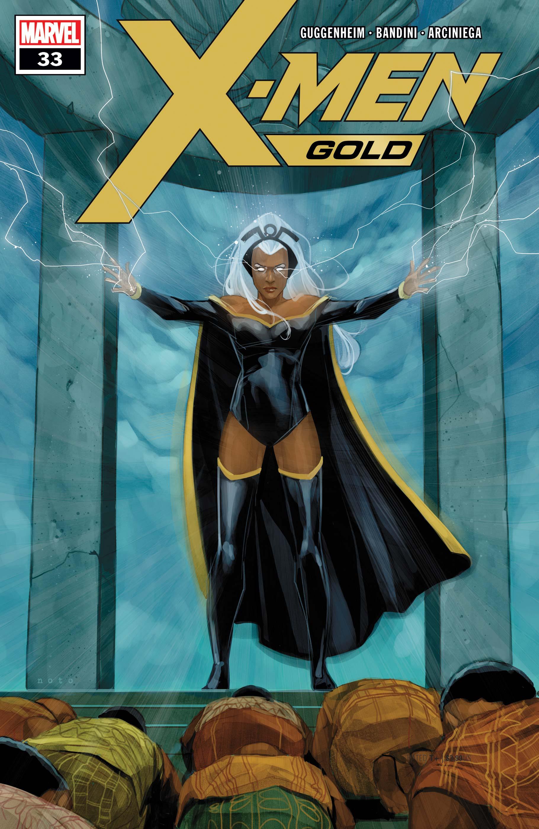 X-Men: Gold (2017) #33
